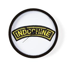 IndoChina Legion Wall Clock
