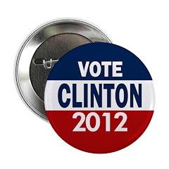 Vote Clinton 2012 2.25