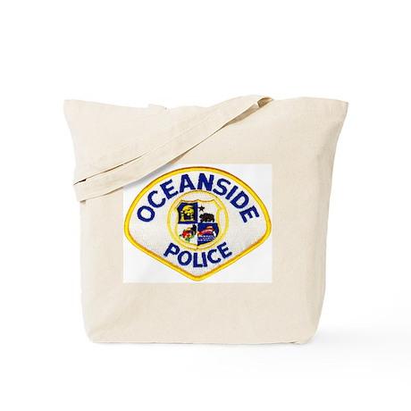Oceanside Police Tote Bag