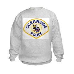 Oceanside Police Sweatshirt