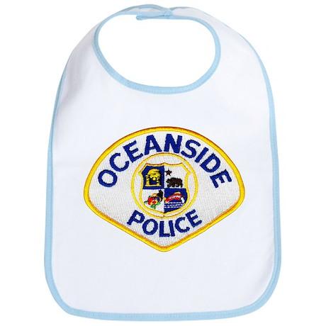 Oceanside Police Bib