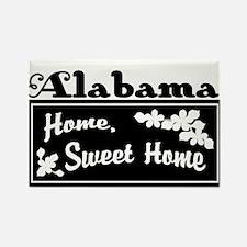 Alabama Rectangle Magnet