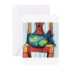 Nicole is not ready Greeting Cards (Pk of 10)