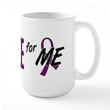 I Wear Purple For ME 10 Mug
