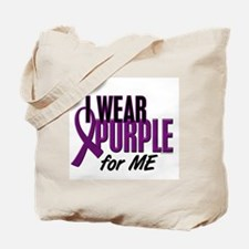 I Wear Purple For ME 10 Tote Bag