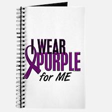 I Wear Purple For ME 10 Journal