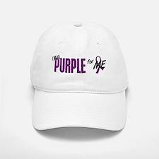 I Wear Purple For ME 10 Hat