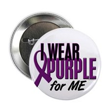"I Wear Purple For ME 10 2.25"" Button (10 pack)"