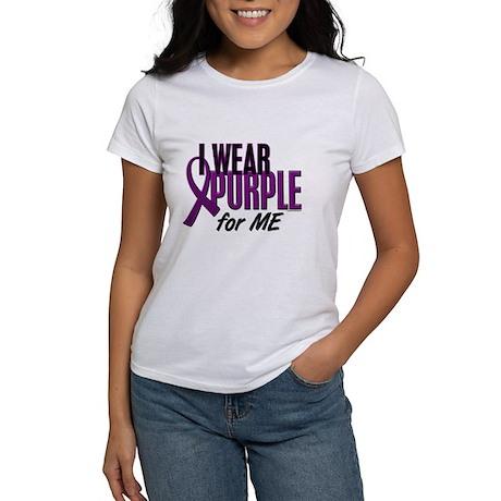 I Wear Purple For ME 10 Women's T-Shirt