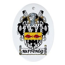 Rafferty Coat of Arms Keepsake Ornament