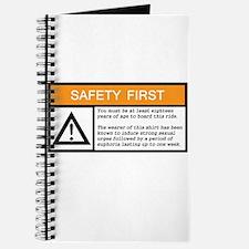 Safety First Journal