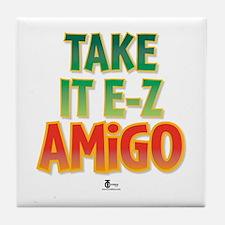 Take It E-Z Amigo Tile Coaster