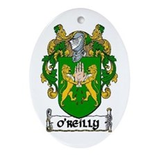 O'Reilly Coat of Arms Keepsake Ornament