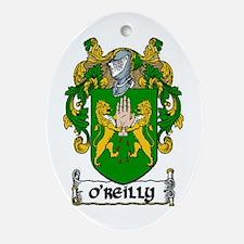 O'Reilly Coat of Arms Keepsake Ornament