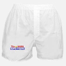 Mama for Obama Boxer Shorts