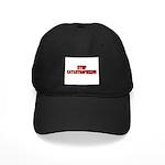 Stop Catastrophizing Black Cap