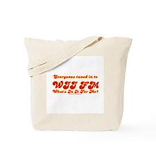 WII FM Tote Bag