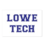 Lowe Tech Postcards (Package of 8)