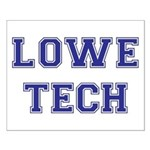 Lowe Tech Small Poster