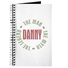 Danny Man Myth Legend Journal