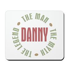 Danny Man Myth Legend Mousepad