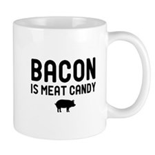 Bacon Meat Candy Mug