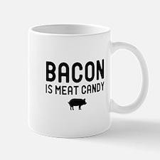 Bacon Meat Candy Mug