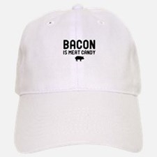 Bacon Meat Candy Baseball Baseball Cap