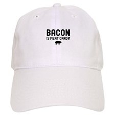Bacon Meat Candy Baseball Cap