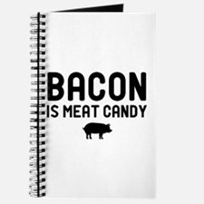 Bacon Meat Candy Journal