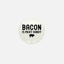 Bacon Meat Candy Mini Button (10 pack)