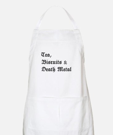 Death Metal BBQ Apron