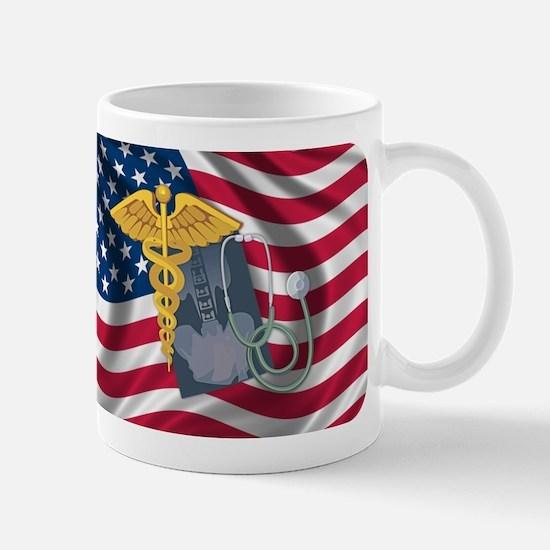Radiology or X-ray Mug