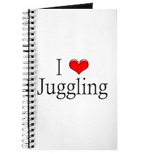 I Heart Juggling Journal