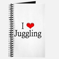 I Heart Juggling Journal