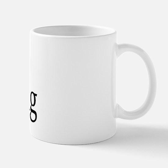 I Heart Juggling Mug