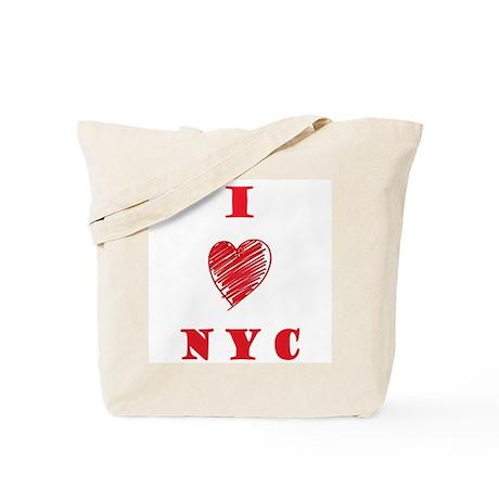 I love NYC Tote Bag