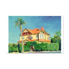 Victorian House by Riccoboni Posters