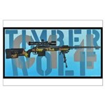 CH 14 TIMBERWOLF Large Poster