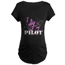 I Dig My Pilot T-Shirt