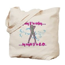 By Day I'm Wifey, By Night I' Tote Bag