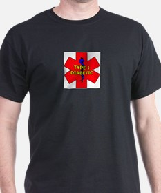 type 1 diabetic T-Shirt