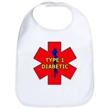 Cute Diabetes Bib