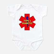 Unique Alerts Infant Bodysuit