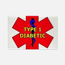 type 1 diabetic Magnets