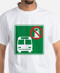Save Gas: Take the Bus Shirt