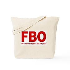 Fuck Barack Obama Tote Bag