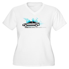Stupid Shiny Volvo Owners T-Shirt
