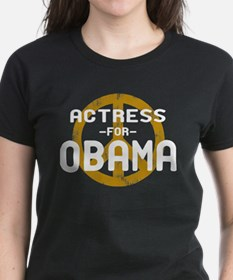 Actress for Obama Tee