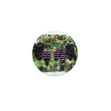 Vine & Fig Tree Mini Button (10 pack)